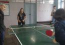 Первенство города Керчи по настольному теннису среди колледжей и техникумов
