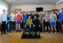 11 апреля в общежитии ОП№1 колледжа прошли соревнования по гиревому спорту