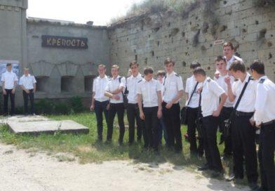 Экскурсия в Керченскую Крепость XIX века