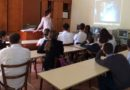 Профориентационные уроки со школьниками