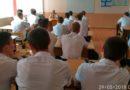 встреча студентов с ветераном морского флота