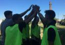 Спартакиада по футболу среди групп колледжа