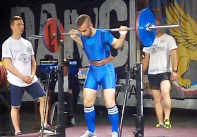 Чемпионат и первенство Республики Крым по пауэрлифтингу