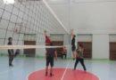 Cоревнования по волейболу